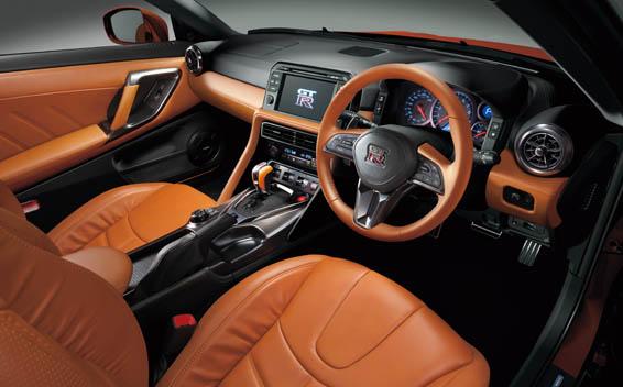 Nissan Nissan GT-R 13