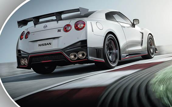 Nissan Nissan GT-R 18