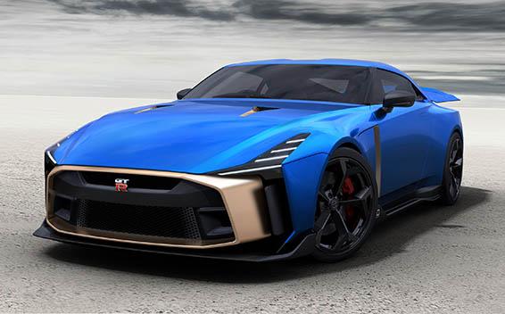 Nissan Nissan GT-R 19