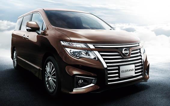 Nissan Elgrand 2
