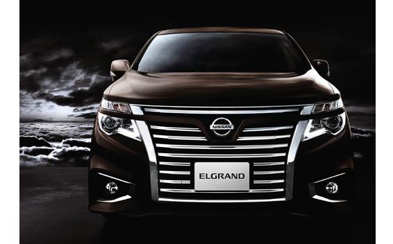 Nissan Elgrand 7