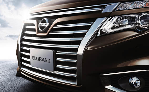 Nissan Elgrand 8