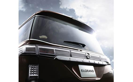Nissan Elgrand 10