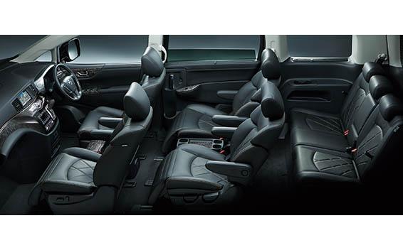 Nissan Elgrand 14