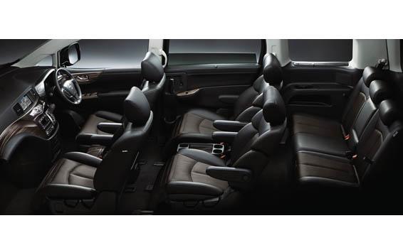 Nissan Elgrand 16