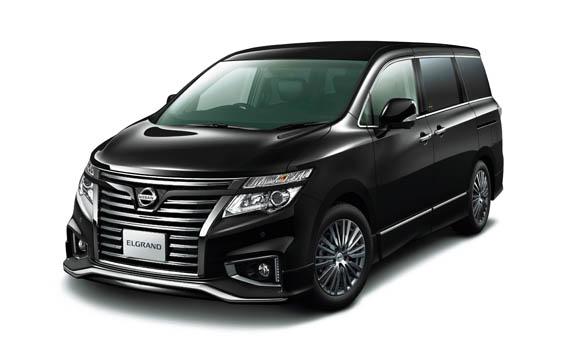 Nissan Elgrand 19