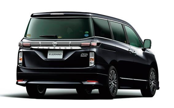 Nissan Elgrand 20
