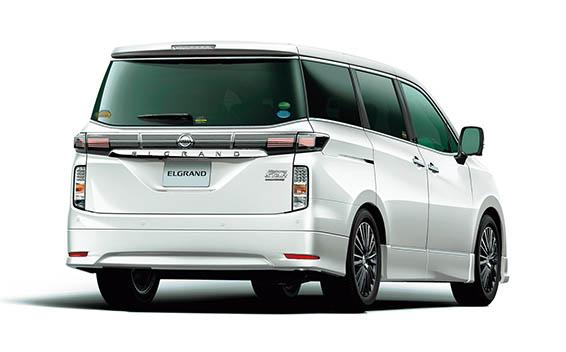 Nissan Elgrand 27