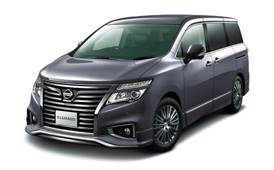 Nissan Elgrand 28