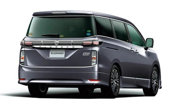 Nissan Elgrand 29