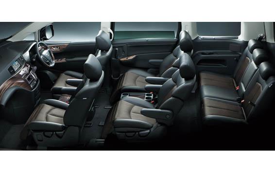Nissan Elgrand 31