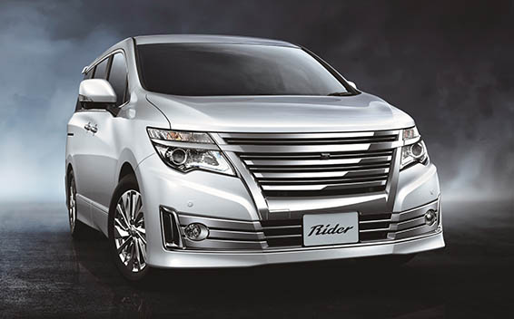 Nissan Elgrand 32