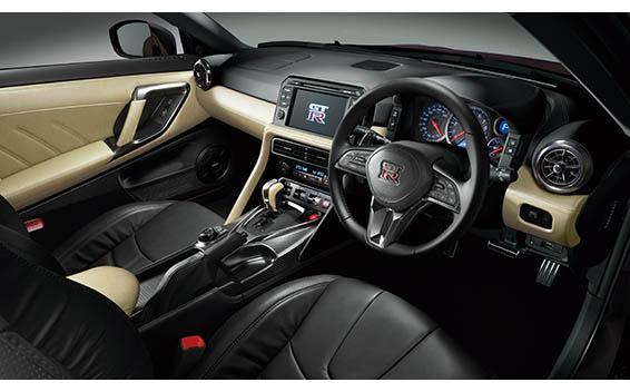 Nissan Nissan GT-R 27