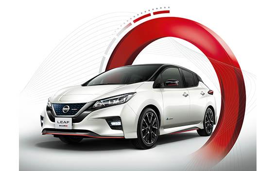 Nissan Leaf 34