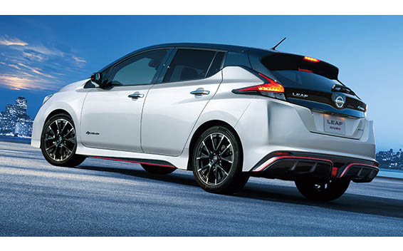Nissan Leaf 36