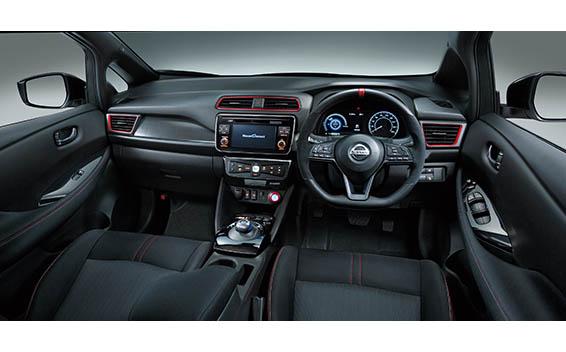 Nissan Leaf 43