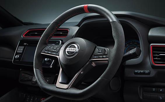 Nissan Leaf 45
