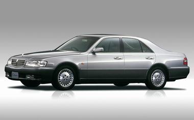 Nissan Cima 41LV AT (1998)