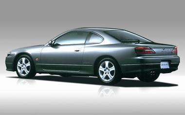 Nissan Silvia 2