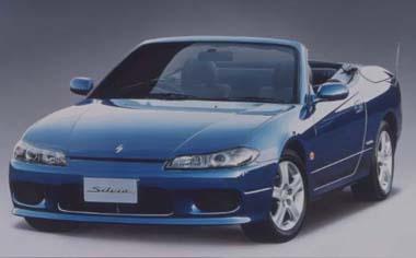 Nissan Silvia 4