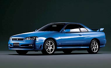 Nissan Skyline GT COUPE AT 2.0 (2000)