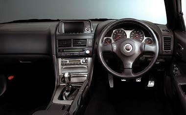 Nissan Skyline GT-R 2