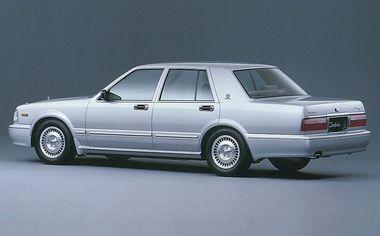 Nissan Cedric Sedan 2