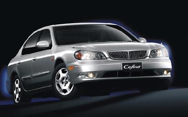 Nissan Cefiro 1