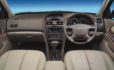 Nissan Cefiro 3