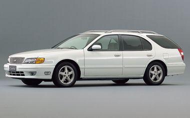 Nissan Cefiro Wagon 25CRUISINGSPORTYPACKAGEECAT AT 2.5 (1999)