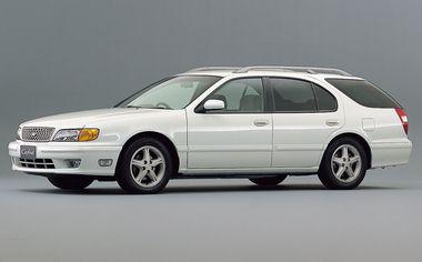 Nissan Cefiro Wagon 1