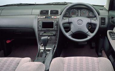 Nissan Cefiro Wagon 3