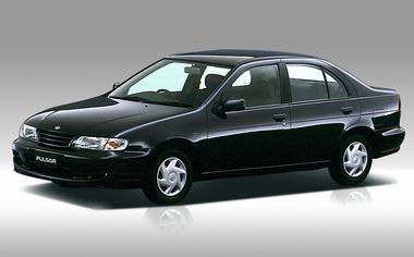 Nissan Pulsar X1RAUTO AT 1.6 (1997)