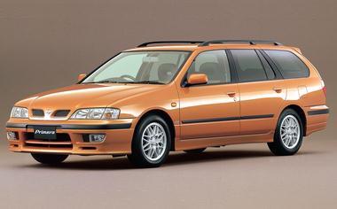 Nissan Primera Wagon 2.0G 4 NAVI EDITION II 4WD MT (2000)