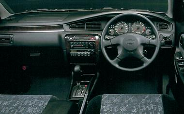 Nissan Bluebird 3