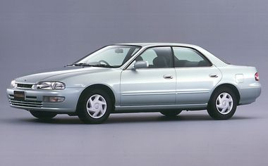 Nissan Presea REFINAS MT 1.5 (1997)