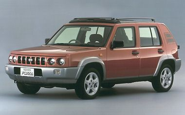 Nissan Rasheen FORZA4X4ECAT AT 2.0 (1998)