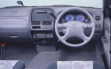 Nissan Datsun Pickup 3