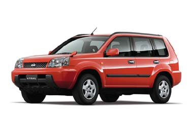 Nissan X-Trail GT STYLE-AX STAGE2 4WD AT (2000)