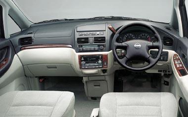 Nissan Bassara 3