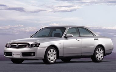 Nissan Gloria Hardtop 1