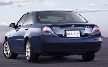 Nissan Gloria Hardtop 2
