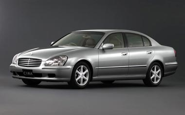 Nissan Cima 450XV 15TH ANNIVERSARY AT 4.5 (2001)