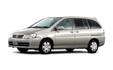 Nissan Liberty 1