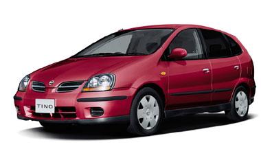 Nissan Tino 1