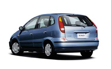 Nissan Tino 2