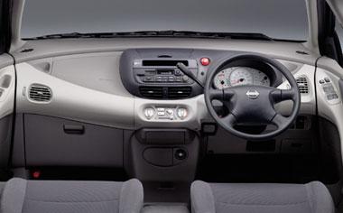 Nissan Tino 3
