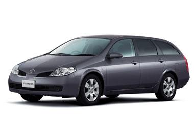 Nissan Primera Wagon 1