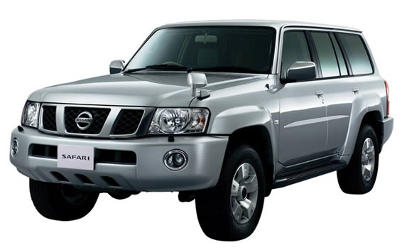 Nissan Safari 1