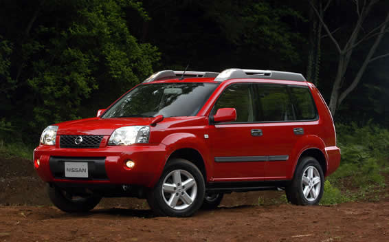 Nissan X-Trail GT 4WD AT 2.0 (2004)